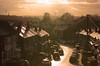 Suburbia....... (Digital Diary........) Tags: town view sthelens merseyside loftwindow