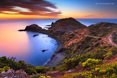 Coastal Paradise (SoniaMphotography) Tags: ocean sea lighthouse sunrise canon point landscape view australia victoria lookout calm coastal 7d vista morningtonpeninsula vantage capeschanck