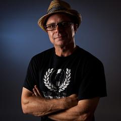 50/52 - Self Portrait (Sean Kelly Aus) Tags: 2012 selfie week50 strobist weekofdecember9 522012 52weeksthe2012edition