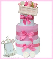 Nappy Cake (12) (Labours Of Love Baby Gifts) Tags: babygift nappycake nappycakes newbabygifts laboursoflovebabygifts
