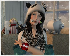 So you didn't get a Panda hat... (Dita Actor) Tags: lisp cuteness aux tb whatnext crimbo zigana dlab gacha gatcha sntch nonino glowstudio hpmd naminoke swaydench fatewear favouriteit