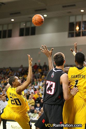 VCU vs. Northeastern