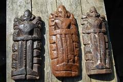 Vishnu (TREASURES OF WISDOM) Tags: whatisthis mystery standing nice ancient nikon worship shrine vishnu carving collection unknown ritual votive artefact murti tantric deitys wotsit indianbronze druidisum