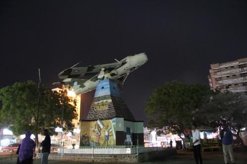 War Memorial in Hargeisa (2)