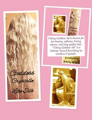 Goddess Sif (Goddess Crystalle) Tags: love beauty lyrics magick venus crystal song magic goddess silk romance lover custom thor viking enchanted amulet crescentmoon gemstones norse songlyrics thorshammer sif spellbound artjewelry sacredfeminine goldenlocks mothergoddess likesilk goddessofbeauty customjewelry longgoldenhair thorgodofthunder lovespells crystalle holisticsound goddessofprosperity vikinggoddess goddessjewelry norsegoddess lovesonglyrics supremegoddess longgoldenlocks crescentmoongoddess customtalisman customamulet enchantedmysticaltools astrologicaltalismans custommysticaltools enchantedjewelrymysticaltools goddesscrystalletm crystallemagicksm crystallemagicsm astrologicalamulets likesilkhealingsounds goddesscrystalle likesilkhealingsoundstm gcrystalle goddesssif vikinggoddesssif enchantinglightwork wifeofthor vikinggodthor healingincantations