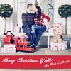 Merry Christmas Y'all (Rick Nunn) Tags: christmas love cheese train festive us lincolnshire presents type mistletoe jumpers spadge canonef50mmf14usm strobist ricknunn