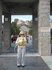 Fifi at Mount Rushmore
