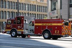 0538_USA 2012 - Salt Lake City / Utah (Tsinoul) Tags: truck temple fire utah nikon firetruck camion saltlakecity saltlake firefighter firedept firedepartment pompier pompiers templestreet véhicule camionpompiers d300s nikond300s