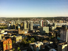 From Harbour Centre