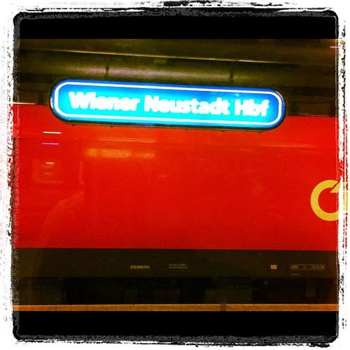 Estación Salchicha Neustadst