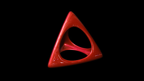 """tetrahedron soft • <a style=""""font-size:0.8em;"""" href=""""http://www.flickr.com/photos/30735181@N00/8326423350/"""" target=""""_blank"""">View on Flickr</a>"""
