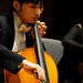 Miki on Cello