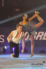 Jonathan Horton and Gabrielle Douglas