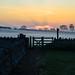 "Misty Sunset in Embelton • <a style=""font-size:0.8em;"" href=""https://www.flickr.com/photos/21540187@N07/8333513790/"" target=""_blank"">View on Flickr</a>"