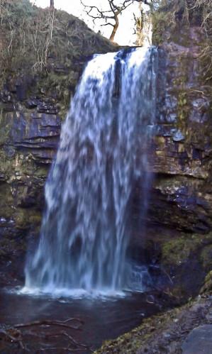 Henrhydd Falls