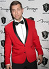 New Year Eve party at 1 Oak Nightclub at The Mirage Resort and Casino Las Vegas Featuring: Lance Bass