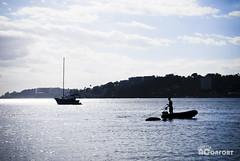 Jurujuba (Andr Confort Rodrigues) Tags: brazil brasil riodejaneiro mar natureza pescador niteri paisagens panormica jurujuba salveanatureza riodejaneirobaiadaguanabara