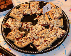 Holiday Cookie Bars (SA_Steve) Tags: food dessert bars sweet hanukah treats contest sweets ccc treat edible competiton