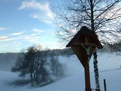 A misty day (blogspfastatt (+4.000.000 views)) Tags: rememberthatmomentlevel1 rememberthatmomentlevel2 light nature hiver winter earthday flickr invierno зима inverno stagione saison temporada nieve neve