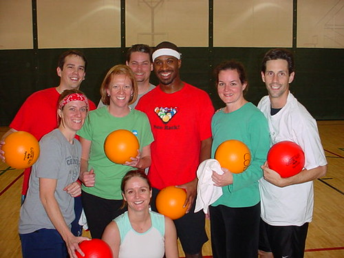 Photo - Adult Dodgeball