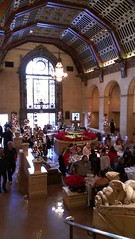 The room where they do high tea at the Biltmore (delight.1027) Tags: christmas losangeles argyll biltmore alumni 2012 hightea