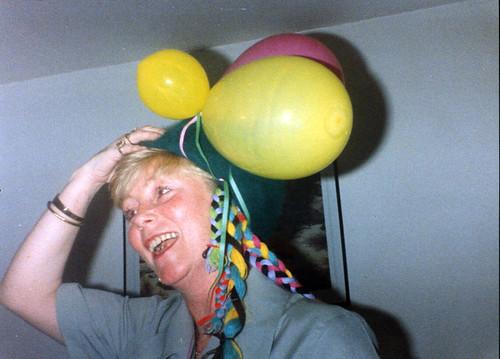 Margaret Campbell Hen Night 1980s