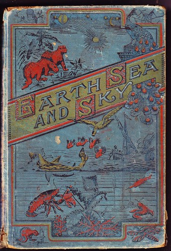 Earth, Sea & Sky 1887 - cover