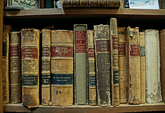 Antique Books (Marcellina.) Tags: sc southcarolina books columbia oldbooks antiquing antiquebooks shelved housedocuments thelifeofsamueljohnson housereports sayspoliticaleconomy