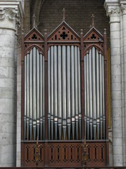 Sens cathdrale organ (pierremarteau) Tags: sens cathdrale organ bourgogne orgel orgue yonne