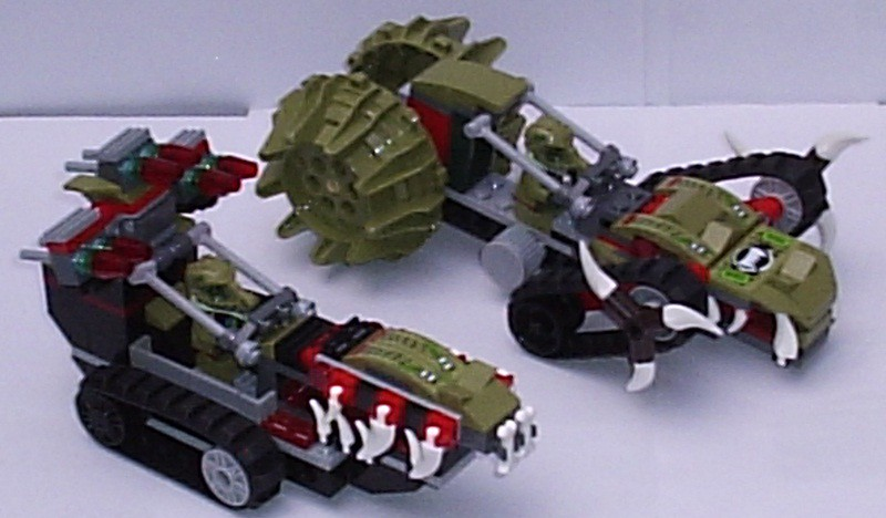 lego chima lion tank instructions