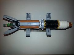Sonic Screwdriver (Poppa JB) Tags: lego sonic doctor doctorwho screwdriver sonicscrewdriver flickrandroidapp:filter=none