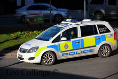 Police Dog Vehicle (Lee Collings Photography) Tags: transport leeds police policecar emergency westyorkshire vauxhall policecars emergencyvehicles emergencyservices policevehicles westyorkshirepolice leedscitycentre policetransport emergencyservicevehicles vauxhallpolicecar westyorkshireemergencyservices emergencyservicetransport emergencyservicestransport vauxhallpolicedogs