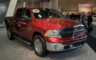 2013 Washington Auto Show - Upper Concourse - Dodge 4 by Judson Weinsheimer