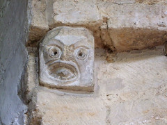 startled face (Simon_K) Tags: church churches peterborough cambridgeshire eastanglia cambs barnack