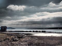 before the rain (maj-lis photo) Tags: west coast sweden hanhals holme