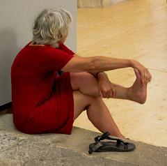 en souffrance (jemazzia) Tags: attitude tired inside fatigue intrieur