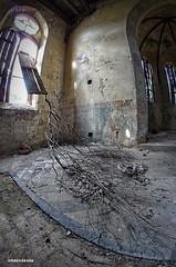 q7 (urbex66400) Tags: abandoned church kosciol urbex verlassen opuszczone opuszczony sony a550 indoor urban exploration