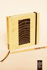 Registro radar 15x15 (be light) Tags: cuadernosdeluz cuadernos hecho mano luz riegelhaupt notebooks sketchbook handmade bookcel bookbinding