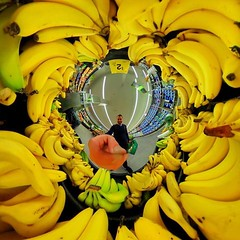 The only thing that gets me through the pain of grocery shopping is getting to the fruit section and whipping out the Theta!  (LIFE in 360) Tags: lifein360 theta360 tinyplanet theta livingplanetapp tinyplanetbuff 360camera littleplanet stereographic rollworld tinyplanets tinyplanetspro photosphere 360panorama rollworldapp panorama360 ricohtheta360 smallplanet spherical thetas 360cam ricohthetas ricohtheta virtualreality 360photography tinyplanetfx 360photo 360video 360