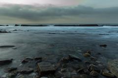 Horizonte de Tormenta (J13Bez) Tags: 2014 agua costa estrecho guadalmesi mar rocas 1020 coast sea playa clouds horizon horizonte tide lowtide storm rocks