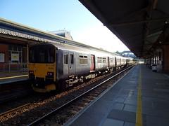 150232 & 150101 Truro (3) (Marky7890) Tags: fgw gwr 150232 class150 sprinter 2c49 railway station cornwall train 150101 truro