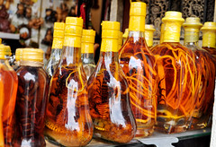 Snake wine (Roving I) Tags: snakewine snakes wines beverages alcohol tradition shops retail saigon hochiminhcity hcmc vietnam