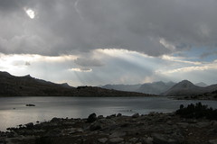 Muriel evening (Jeff Goddard 32) Tags: highsierra sierranevadamountains california inyocounty muriellake alpine northlakebackcountry humphryesbasin