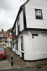 House (My photos live here) Tags: rye east market street high timber boarded post sussex england town village urban cinque port canon eos 1000d