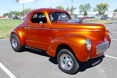 1941 Willys (bballchico) Tags: 1941 willys coupe awardwinner goodguys goodguysspokane carshow stevewohl sheriwohl