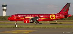Airbus A320-214 – Brussels Airlines – OO-SNA – Brussels Airport (BRU EBBR) – 2016 08 29 – Taxi – 02 – Copyright © 2016 Ivan Coninx (Ivan Coninx Photography) Tags: ivanconinx ivanconinxphotography photography aviationphotography brusselsairport bru ebbr airbus airbusa320 airbusa320214 a320 a320214 brusselsairlines oosna trident aviation taxi taxiing spotting spottersday sn3705 reddevils belgianreddevils belgianicons