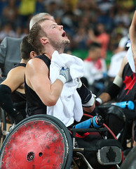 Matthew Murnaghan:Canadian Paralympic Committee-sept201691983 (Wilson School of Design at KPU) Tags: wheelchair rugby men paralympic games riodejanerio brazil