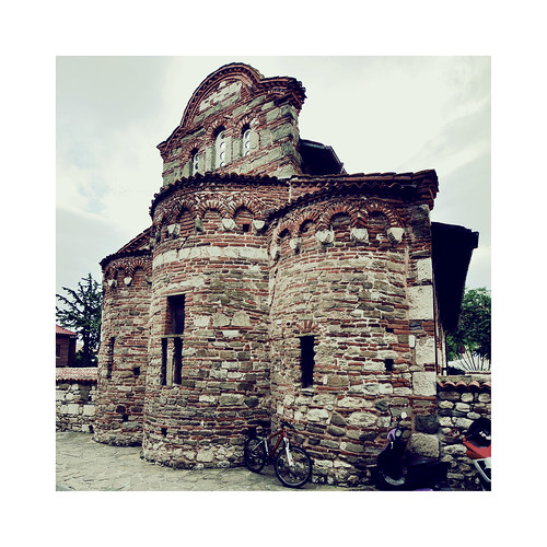 """Nessebar -St. Stephen Church [11th to 13th century] • <a style=""""font-size:0.8em;"""" href=""""http://www.flickr.com/photos/9019841@N08/29287309976/"""" target=""""_blank"""">View on Flickr</a>"""