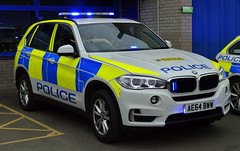 Cambridgeshire Police | BMW X5 | Roads Policing Unit | AE64 BWW (Chris' 999 Pics) Tags: cambridgeshire police roads policing unit rpu traffic car force hq nikon d3200 nikond3200 law enforcement 999 112 bmw x5 5 series 5series ae64bww