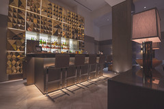 Reserve Lounge (trevorpopovits) Tags: interior interiors venue restaurant club bar cocktail drink drinks stool chair lamp liquor tequila mixing downtown city design
